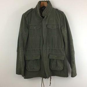 UO/BDG Canvas utility jacket